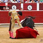 Fotos Feria Taurina - 14-09-18 - Álvaro Lorenzo - Segundo toro