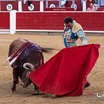 Feria taurina Albacete - Enrique Ponce - Su segundo toro.