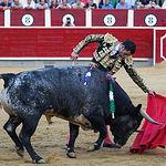 Fotos Feria Taurina - 16-09-18 - Andrés Palacios - Segundo toro