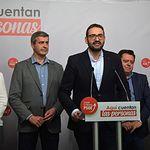 """PSOE saldrá con """"más ganas que nunca"""" a por la mayoría absoluta en C-LM y pide a Núñez """"una gran reflexión"""""""