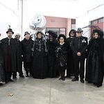 Entierro de la sardina, Carnavalcázar 2017.