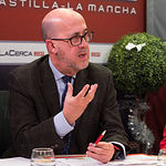 Francisco Pérez del Campo, presidente local Cruz Roja Albacete