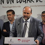 Presentación de los BIC de la provincia en la Feria de Albacete