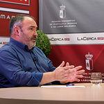 Carlos Pedrosa, secretario general de UGT Castilla-La Mancha. Foto: La Cerca - Manuel Lozano Garcia