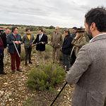 """El Círculo Fortuny se reunió en Dehesa de Los Llanos para realizar un """"Encuentro sobre Cinegética"""""""