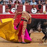 Feria taurina Albacete - Andrés Palacios - Su primer toro.