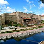 Las ruinas del Alcázar Real ponen de manifiesto que Guadalajara estuvo rodeada de murallas desde la época árabe.
