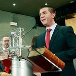 Santiago Cabañero. Foto: Luis Vizcaíno. La Mancha Press