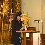 Mª Isabel Vázquez - Presentadora