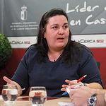 Verónica García, activista a la Red Feminista de Albacete