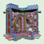 Reactor experimental resultado del proyecto ITER (en español Reactor Termonuclear Experimental Internacional).