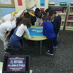 """Proyecto """"No más vidas robadas ni personas anuladas"""" a los colegios de Higueruela, Hoya-Gonzalo, Corral-Rubio y Pétrola."""