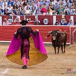 Javier Ambel - Feria Taurina Albacete. 16-09-19