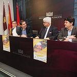 Presentación  del XXIII Campeonato Regional de Natación de FECAM.