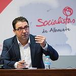 Desayuno Informativo PSOE Albacete para ofrecer un balance de 2018.