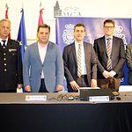Inauguración del XI Curso de Especialización de Delegados Gubernativos de Plazas de Toros.
