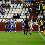 Albacete Balompié -Deportivo de La Coruña. Foto: Manuel Lozano