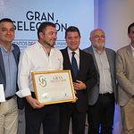 Premios Gran Selección 2018.