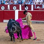 Feria taurina Albacete - Emilio de Justo.