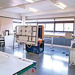 Laboratorio ubicado en la Escuela Técnica Superior de Ingenieros Agrónomos de Albacete.