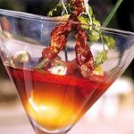 La sopa fría de ajos del cocinero Manuel de la Osa, es uno de los platos emblemáticos del cocinero de Las Pedroñeras.