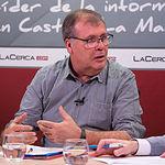 Andrés Marín, Presidente de la Asociación de Vecinos Barrio San Antonio Abad