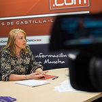 Llanos Navarro, portavoz del Grupo Municipal PP en el Ayuntamiento de Albacete.
