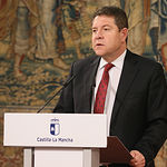 Emiliano García-Page, presidente de la Junta de Comunidades de Castilla-La Macha
