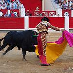 El Juli - Su segundo toro - Corrida 15-09-17