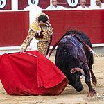 Feria taurina Albacete - Enrique Ponce - Su segundo.