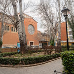 Plaza Franciscanos en Albacete