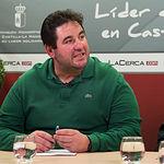 Luis Zornoza, presidente de ONTALBA