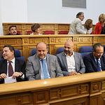 Pleno de las Cortes Regionales. Foto: Ignacio López // JCCM