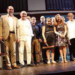 Homenaje actores Festival de Almagro