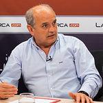José Reina, presidente de la Federación de Asociaciones de Vecinos de Albacete -FAVA-