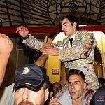José Fernando Molina - Feria Taurina Novillada  11-09-18 - Foto- Luis Vizcaíno