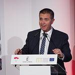 Santiago Cabañero, presidente de la Diputación de Albacete. Foto: La Cerca - Manuel Lozano Garcia