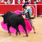 Selección capa Enrique Ponce - Su 2º toro - 08-09-16