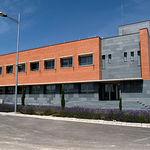 Sede del CRIB, un nuevo edificio ubicado en el Campus Biosanitario de Albacete, junto a la Facultad de Medicina.