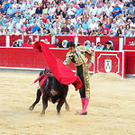 Miguel Ángel Perera - Su segundo toro - 10-09-16
