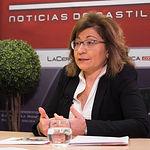 Carmen Córcoles, decana de la Facultad de Ciencias Económicas y Empresariales de Albacete