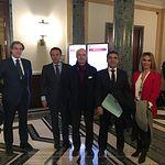 Victorino Martín - Comparecencia Senado - 22-01-19 - Foto: Fundación Toro de Lidia.