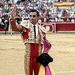 Paco Ureña - Feria Taurina de Albacete. Foto: María Vázquez.