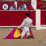 Feria Taurina 2019 - Rubén Pinar - Porta Gayola - Primer toro.