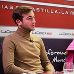 José Fernando Molina. Foto: Manuel Lozano García / La Cerca