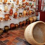 El Museo cuenta con piezas que representan 576 alfarerías, situadas en poblaciones de 47 provincias españolas
