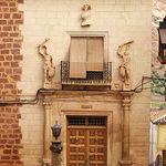 Casa de los Galiano, una de las varias casas señoriales de Alcaraz.