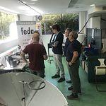 Aula tecnológica de FEDA.