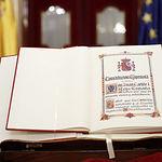 Constitución Española. Archivo.