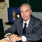 Vicente Mompó, presidente de la Fundación Campollano.